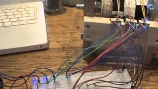 3 bit encoder for arduino