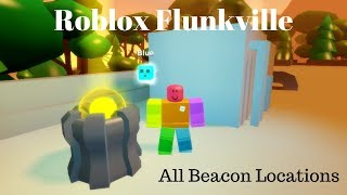 Roblox Flunkville - All Beacon Locations