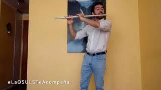 #QuedateEnCasa / Gerardo Bluhm / CÁPSULA OSULS: SALUDO MUSICAL
