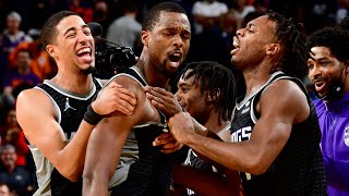 Harrison Barnes Game Winner vs Suns! 2021 NBA Season