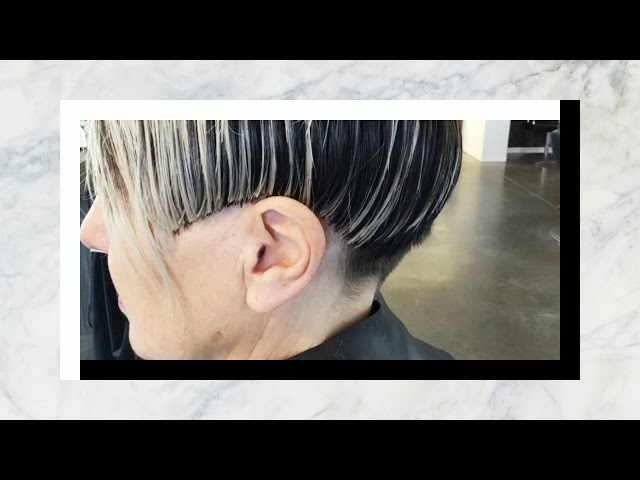 On Trend and creative salonwork