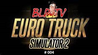 Let´s Play Euro Truck Simulator 2 [# 004] Tour von Brussel nach Grimsby mit Denny & Daniel am Funck