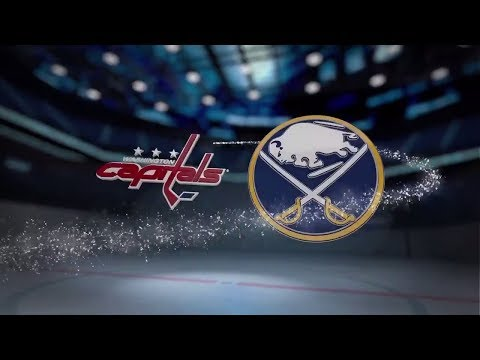 Washington Capitals vs Buffalo Sabres - November 07, 2017 | Game Highlights | NHL 2017/18. Обзор