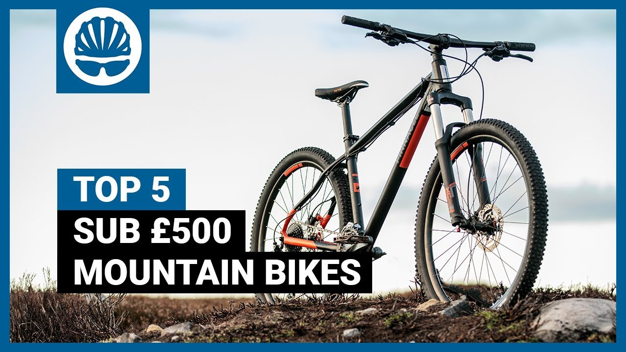Top 5 | Best Budget Mountain Bikes