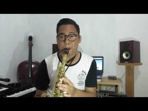 Andmesh Kamaleng - Cinta Luar Biasa (Saxophone Cover By David Embang)