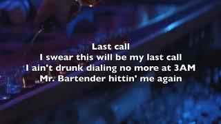 Morgan Wallen - Whiskey Glasses Lyrics (Full Lyric Video!)