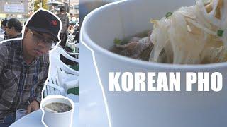 is Vietnamese food in KOREA any good? (Busan Travel Vlog Part 4)