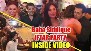 Baba Siddique GRAND Iftar Party | INSIDE FULL VIDEO | Salman Khan And Friends
