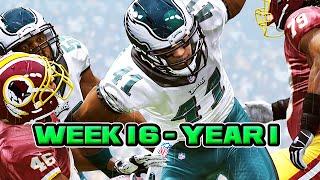 Madden 15 Career Mode - Week 16 @ Redskins - SS Sammy Hollins Rookie Season