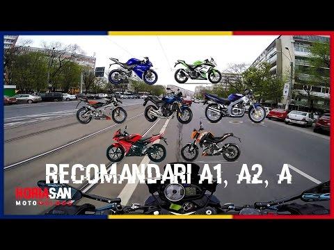 HoriaSan S02E13 | Ce motociclete recomand A1, A2, A