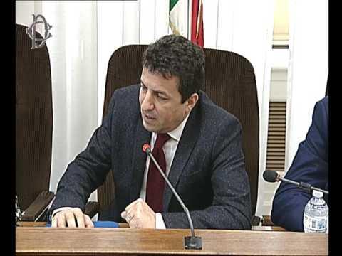 Roma - Audizione Reggi, direttore Agenzia demanio, e Rabaiotti (28.02.17)