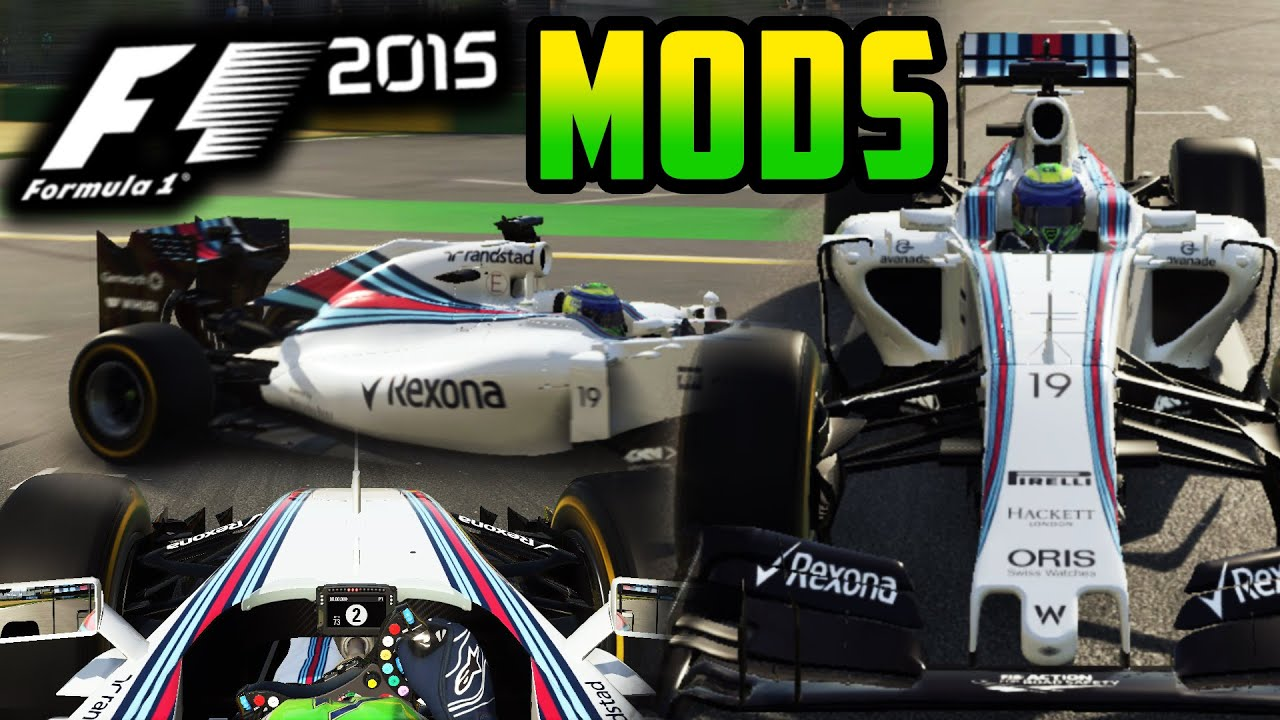 f1 2015 mods williams martini mod williams red stripes. Black Bedroom Furniture Sets. Home Design Ideas