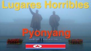 Lugares HORRIBLES para vivir: Corea del Norte. (Así vive la élite)