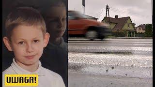 Tragiczny wypadek na pasach. Nie żyje 12-latek (UWAGA! TVN)