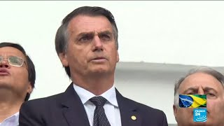 Brazil presidential election: who is Jair Bolsonaro?