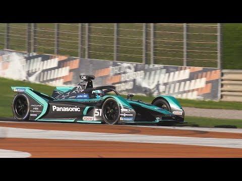 Panasonic Jaguar Racing | Valencia Testing VLOG