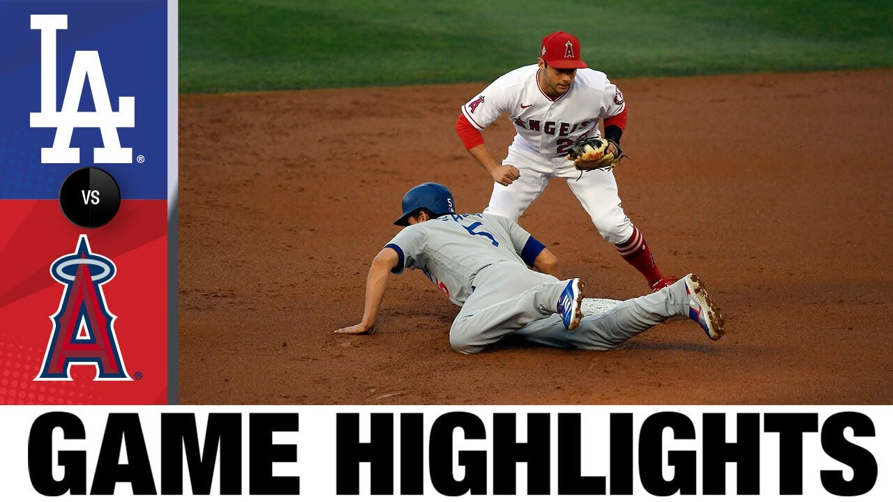 Download Dodgers vs. Angels Game Highlights (5/7/21) | MLB Highlights