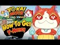 Yo-kai Watch Wibble Wobble - Easy Y-money Tips & Tricks!  [ios Android Gameplay] video