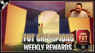 MASSIVE FIFA18 FUT CHAMPS REWARDS PACK OPENING TIME | FUT Champions | Ingood Nick