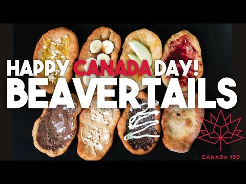 🇨🇦 Canadian BEAVERTAILS - Delicious WHOLE WHEAT fried PASTRY