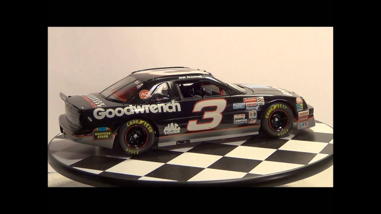 Monogram's 1992 Dale Earnhardt #3 Goodwrench NASCAR Chevy ...