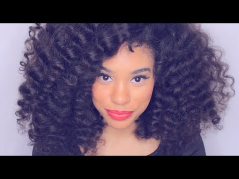 how-to:-diana-ross-inspired-curly-hair-tutorial-(no-heat)