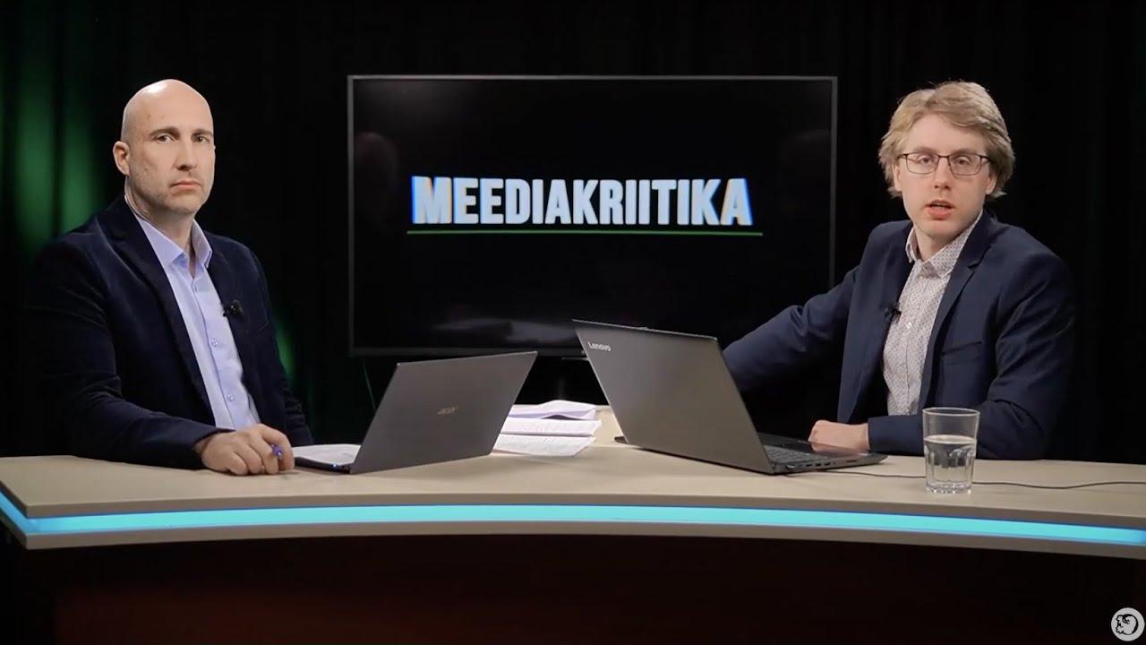 Meediakriitika: Marti Kuusiku saaga tagamaadest
