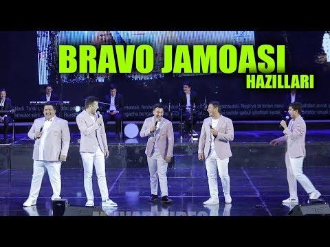 Bravo jamoasi 2020 (yangi hazillari😂)