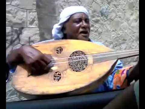 Arabic music from street veteran musician