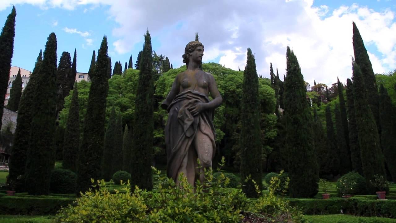 Palazzo giardino giusti verona il 500 nel cuore di verona - Il giardino italiano ...