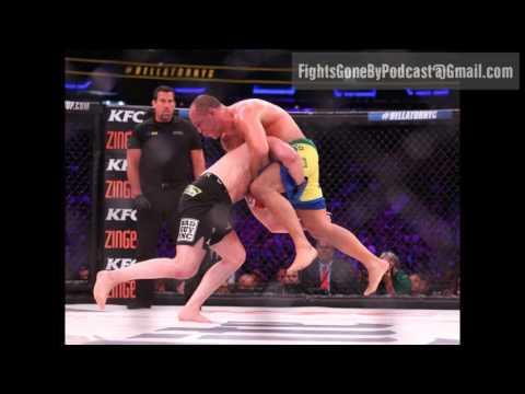 Fights Gone By #43: Bellator NYC, Getting Schwifty