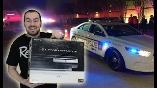 PS3 Launch: How I got one when people were getting SHOT and ROBBED for it.