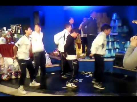 Pol. Carso-Ballo Gangnam style Esordienti 2001
