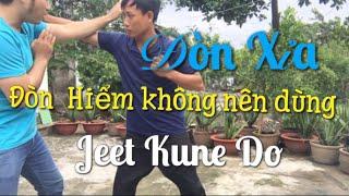 Học Võ Thuật Tự Vệ #10 | Đòn Xỉa Tấn Công Và Phòng Thủ | Đòn Hiểm JeetKune Do WingChun, Windy Kungfu