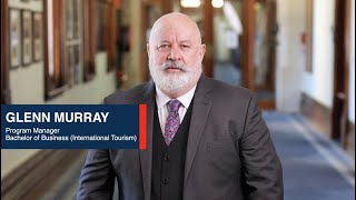 Glenn Murray (Program Manager) - Bachelor of Business (International Tourism)