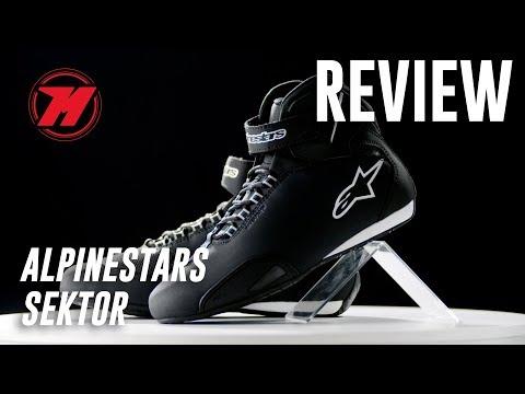 Alpinestars Sektor, ¡zapatillas de moto a tener en cuenta! 🧐