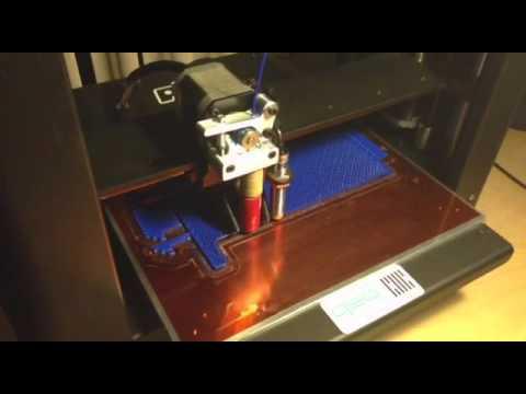 3D Print 2015-11-15, Start