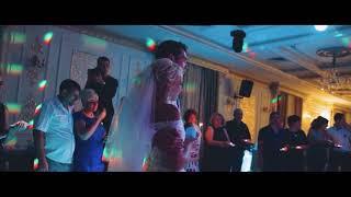 Ведущий StasDaSmile ( СтасДаСмайл) романтический финал свадьбы,  передача семейного очага