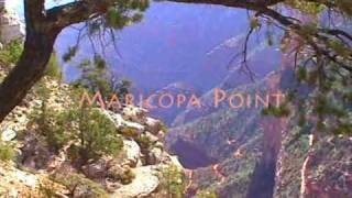 The Grand Canyon south rim in 5 min