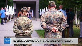 Deutschlands Veteranen – Vergessen und verloren (JF-TV Reportage)