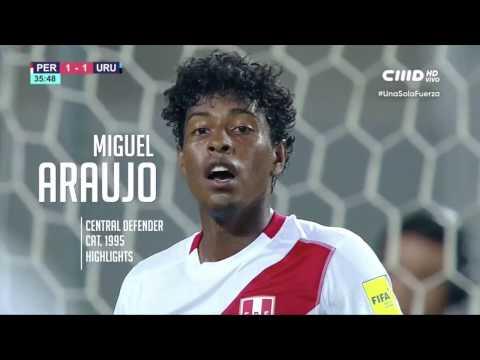 Miguel Araujo - Highlights