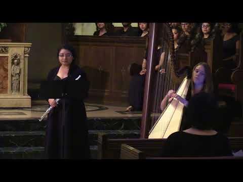 The University Singers - Concert in Paris