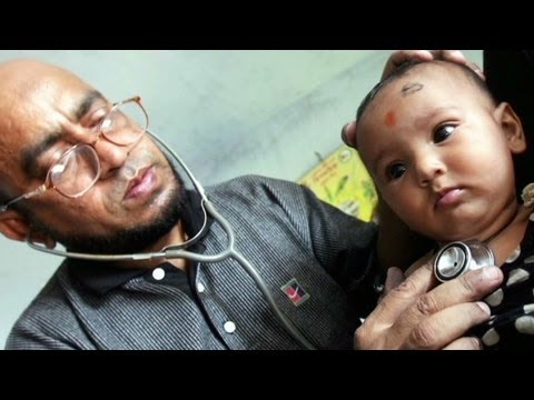Bringing affordable health care to U.S. from Bangladesh