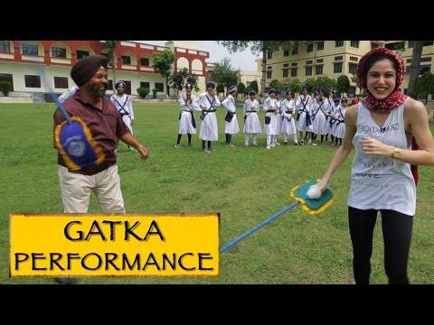 Gatka Performance || Amritsar