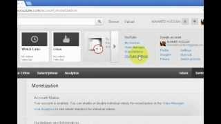 how to monetize youtube videos (adsense earning trick 2012)