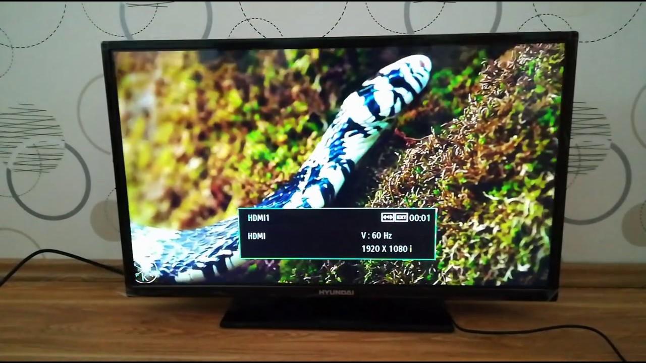 c590cc0f8 Hyundai HL32111 LED Televízió - YouTube
