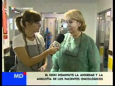 Reiki en el Hospital Ramón y Cajal de Madrid