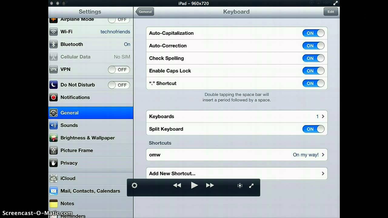 How to add emoji emoticon keyboard on your ipad for free youtube ccuart Images