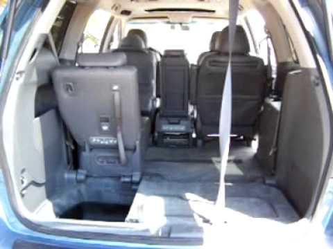 Used Cars Maui >> 2005 Honda Odyssey EXL - YouTube