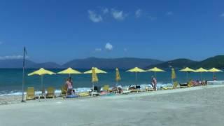 Karavomilos beach camping Πάμε Ελλάδα - Κεφαλλονιά-Ιθάκη μέρος β